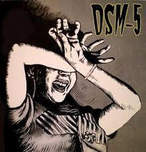 Chronic adjustment disorder: DSM code
